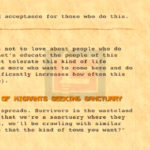 Atomic Society Strategy Guide - Laws - homosexuality Law