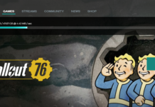 Fallout 76 Pc and PS4 Beta - Redownload Game Files