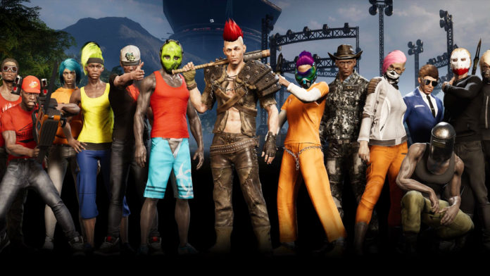 The Culling Origins Survival Game Characters