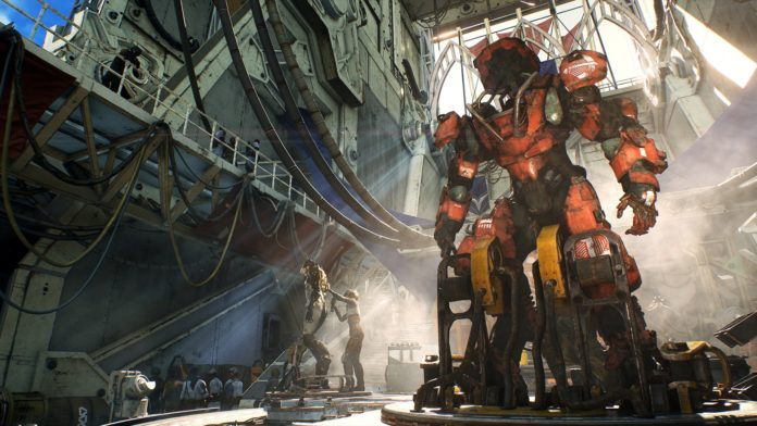Anthem VIP Demo Closed Beta