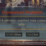 Anthem VIP Demo Launch Connection Fail Message